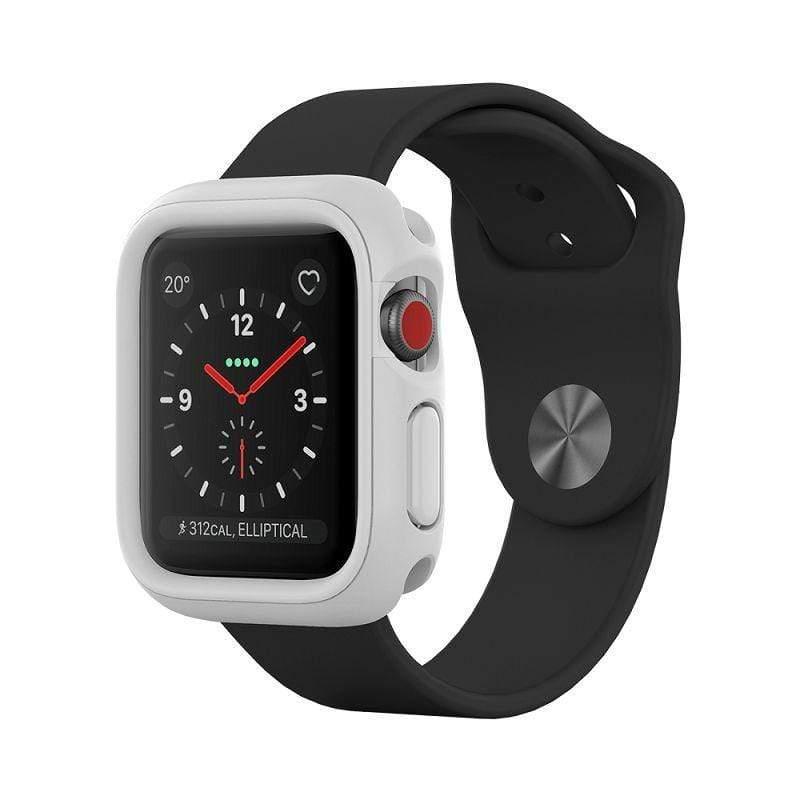 產品特色 適用Apple官方錶帶 適用Apple Watch內建功能(心率感測、充電…等) 符合美國軍規MIL-STD 810G落摔測試標準 螢幕邊緣加高 100%不含雙酚A及塑化劑 輕薄俐落,僅1.