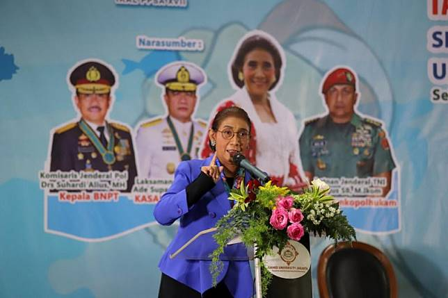 Menteri Susi: Edhy Prabowo sudah kenal KKP