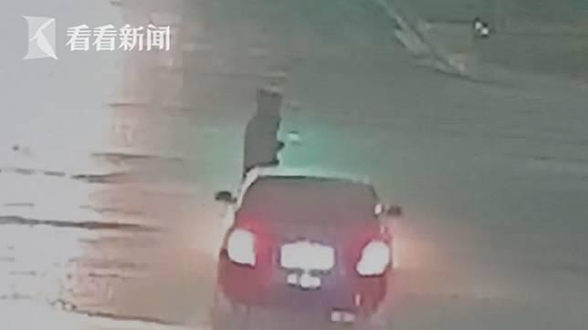 山東日前發生一起死亡車禍,警方調查後卻是毛骨悚然。(圖/翻攝自看看新聞)
