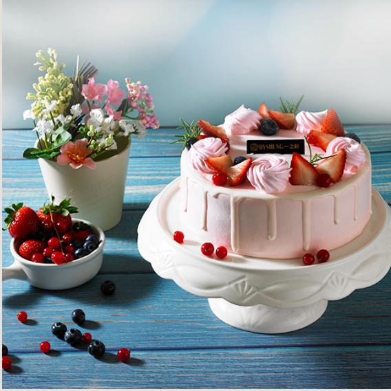 一之軒蛋糕,巴黎花園