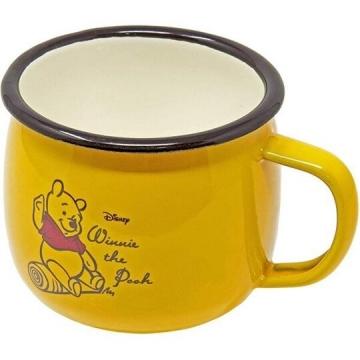 單側手把 底部墊高隔熱 耐高溫陶瓷 可裝咖啡飲料