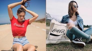 GU X Cocacola 推一系列「懷舊復古聯名 T」 !網友:每一件都超欠敗...