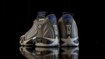 "新聞速報 / Air Jordan 14 Retro ""Wolf Grey"""