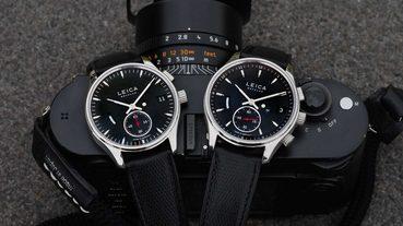 潮文青最愛 Leica!首度推出手動上鍊機械腕錶