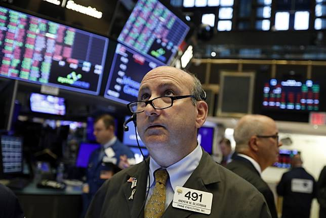 A stock market correction - long overdue - will tip the global economy into a perfect storm