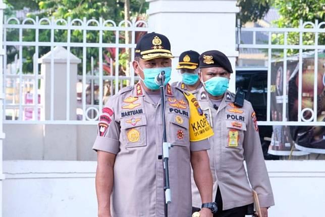 Cegah penyebaran virus corona, 12 ruas jalan di Kota Medan ditutup