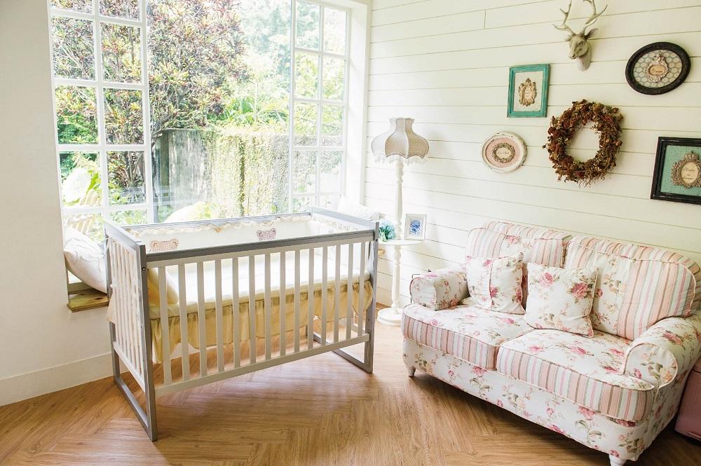 童心 曼菲斯三合一嬰兒床(美式大床)