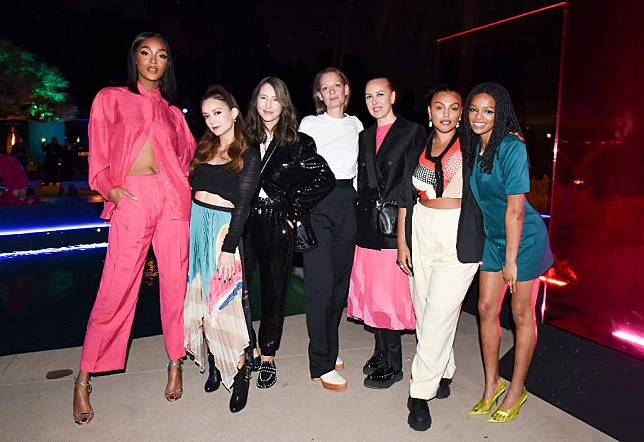 H&M Merayakan Koleksi Studio SS20 di Beverly Hills