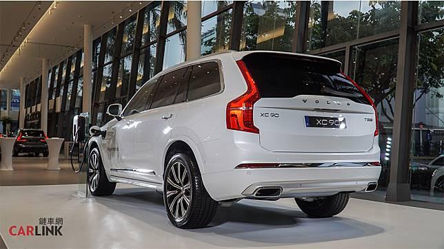 2020台北車展 插電 車款將到齊 Volvo Xc90小改款同步登場