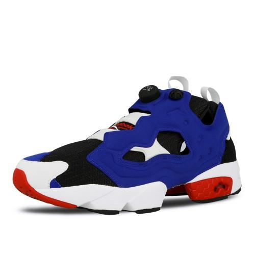 REEBOK INSTA PUMP FURY OG 白黑藍 三色旗 充氣 復古慢跑鞋 M40934