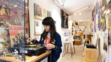 起點部屋 / 罄 TCHIN Music × Beer 「對的音樂讓空間更對味」