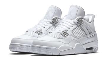 新聞分享 / 極致亮白 Air Jordan 4 Retro 'Pure Money'