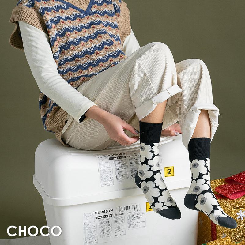 中筒襪【cs1090604】