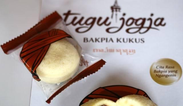Bakpia kukus yang saat ini sedang tren dijadikan oleh-oleh dari Yogyakarta. Foto: Shutterstock