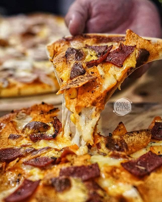 4 Pizza yang Lagi Ramai Jadi Omongan di Instagram