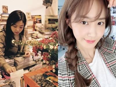 Instagram sao Hàn ngày 20/11/2018: Yuri (SNSD), Jennie (Blackpink) háo hức mong chờ đến mùa đông