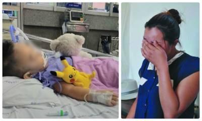 Đau xót bé 4 tuổi bị mẹ tát đến chết vì đọc sai số từ 11 đến 18: Từ từ con rành rọt sao nỡ vội