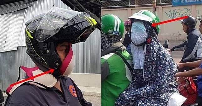 10 Kelakuan nyeleneh orang pakai masker ini bikin tepuk jidat