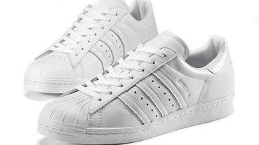 adidas Originals Year of the Superstar聯名系列第一彈 adidas Originals Superstar 80s by Gonz