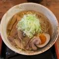冷たい肉中華 - 実際訪問したユーザーが直接撮影して投稿した西新宿そば肉そば家 笑梟の写真のメニュー情報