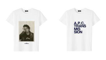 A.P.C 30周年紀念T-Shirt及紀念刊物《Transmission》即將發售