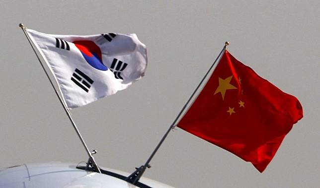 China and South Korea to work together for denuclearisation of Korean Peninsula