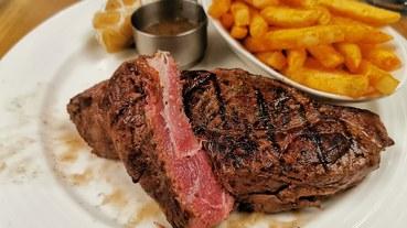 (忠孝敦化站)台北東區牛排-Stanley's Steakhouse 史坦利美式牛排(敦化店),舒肥牛排390元起,東區聚餐地點,約會地點