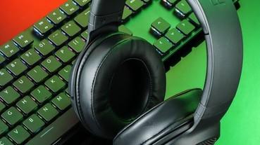 Razer Kraken X- 平價卻有精準定位的遊戲耳機