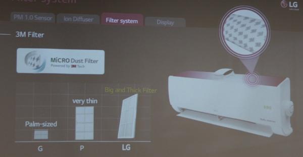結合PM 1.0感測器及負離子產生器的冷氣,LG推出新款DUALCOOL雙迴轉變頻空調