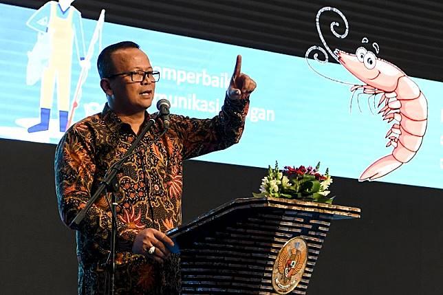 Edhy Prabowo berkeras ekspor benih lobster meski diperingatkan Jokowi