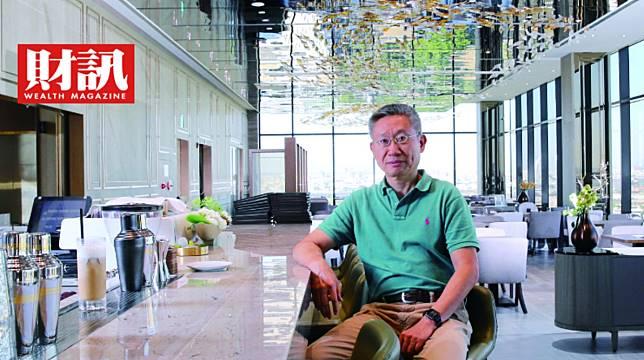 ▲浮雲客棧董事長林志明。(圖/財訊雙周刊提供)