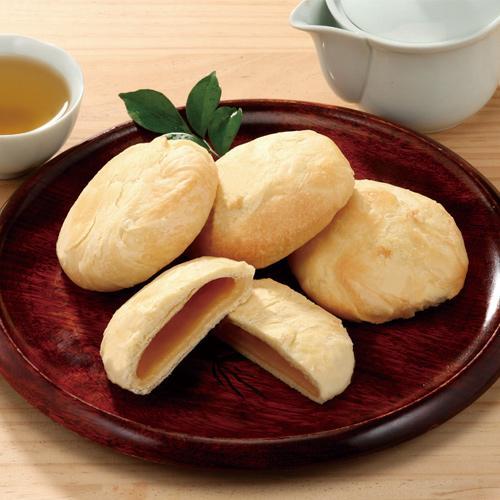 ★獨家祕方特製的純麥芽,加上純手工製作 ★純手工揉製上百層餅皮, 皮薄、酥香、餡軟