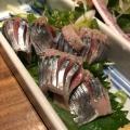 秋刀魚刺身 - 実際訪問したユーザーが直接撮影して投稿した新宿居酒屋御八 新宿中央口店の写真のメニュー情報