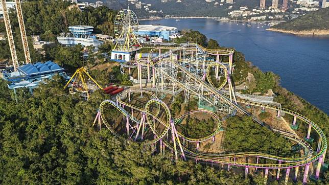 Ocean Park must be worthy of taxpayers' money and not just another white elephant