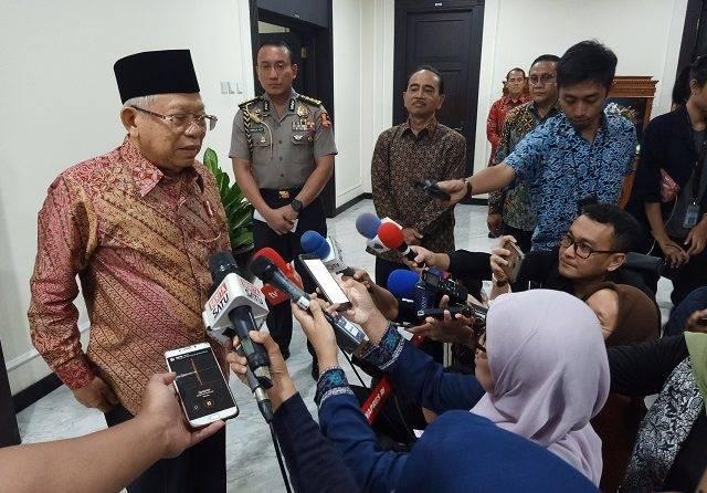 Publik Tidak Puas dengan Kinerja Wapres Ma'ruf Amin