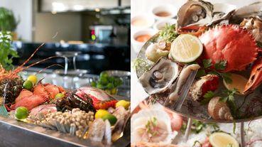 La Farfalla義式餐廳打造全新概念超市!自選當天現流海鮮拼盤必吃道地義大利麵主廚特製提拉米蘇