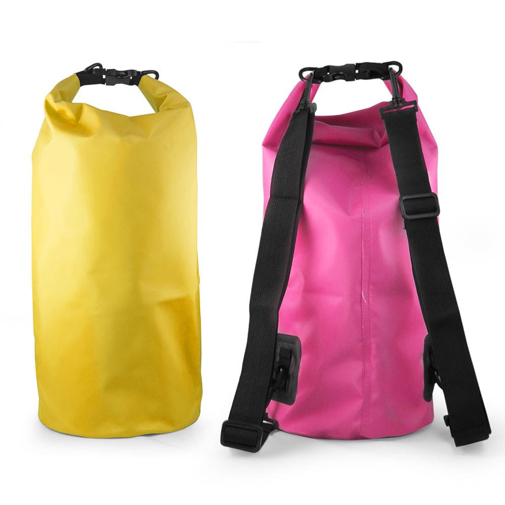 ◆高防潑水性能,戲水、溯溪再也不怕包包會濕 ◆擁有15L超大容量,大收納空間 ◆可當手提/斜背/後背包,多種佩帶方式 ◆防潑水材質,下雨時可保護背包和內容物 ◆機能性收納設計,是您外出的好選擇喔 ◆大