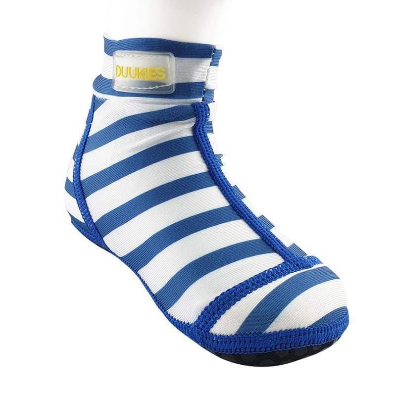 兒童戶外襪鞋/沙灘鞋-王子藍(1-12歲) 30-31