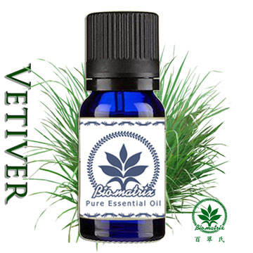 放鬆,舒緩和平靜。稱為印度'安寧的油'岩蘭草具有獨特的泥土香味可用於倦怠情緒。