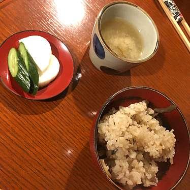 実際訪問したユーザーが直接撮影して投稿した上大崎創作料理食楽 太太太の写真