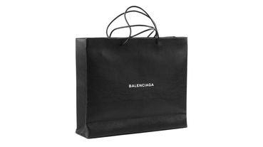 IKEA環保袋後又一傑作!Balenciaga推出天價購物袋