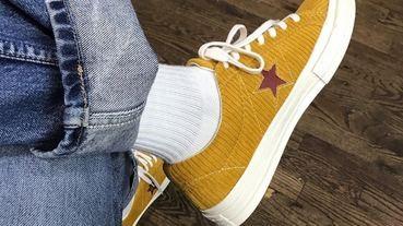 A$AP Nast x CONVERSE One Star全新聯名鞋款搶先曝光