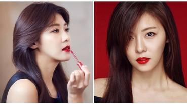 孔孝真、河智苑都在用的唇彩!想當韓劇女主角?靠這個就對了!