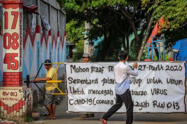 Jubir Wapres: Pemda Diminta Berkoordinasi dalam Karantina Wilayah