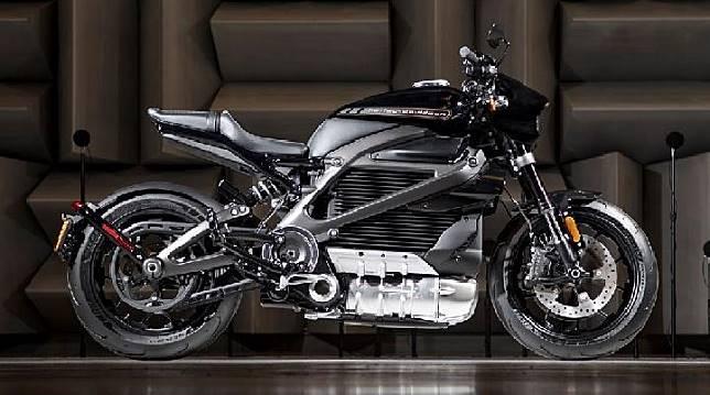 Harley-Davidson Livewire dihargai lebih mahal dari mobil SUV. Sumber: MCN