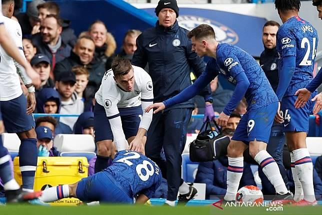 Ofisial VAR akui luput hukum Lo Celso dalam laga Chelsea vs Tottenham