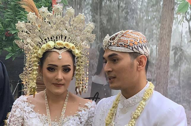 Dinikahi Mantan Kekasih Cita Citata, Dafina Jamasir: Berasa Kayak Syuting