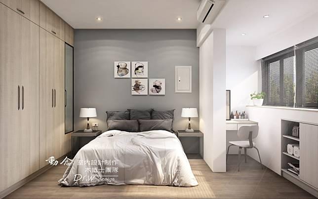 舒適的臥室空間