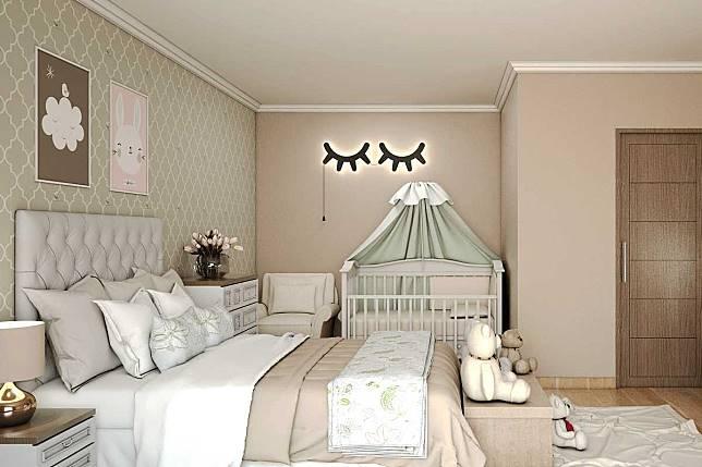 Inspirasi Desain Interior Kamar Bayi Untuk Buah Hati Pertama Anda Arsitag Com Line Today