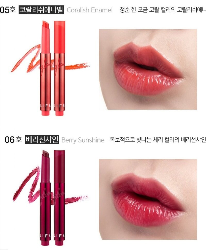 創造潤澤閃耀的性感雙唇! 輕鬆勾勒多層次唇彩,顯色又潤澤。